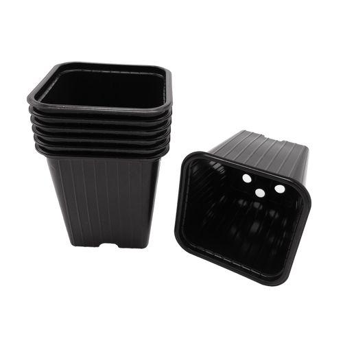 Pot pour bouturage Nature 9,5 cm – 7 pcs