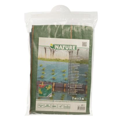 Nature gronddoek groen 2 x 5 m