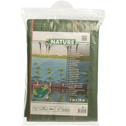 Nature gronddoek groen 5,2 x 5 m