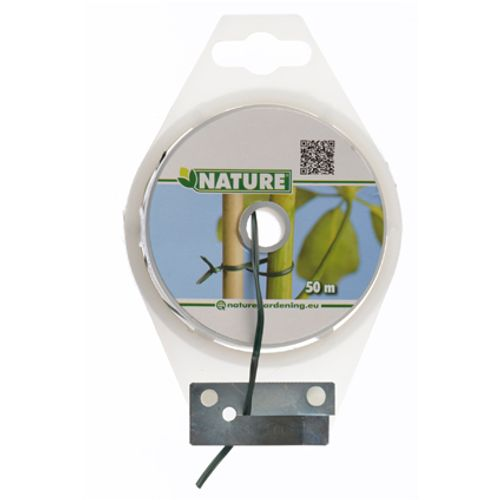 Nature bindband groen 50 m