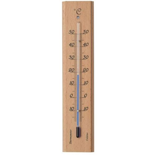 Nature thermometer muur 'Kelvin 9'