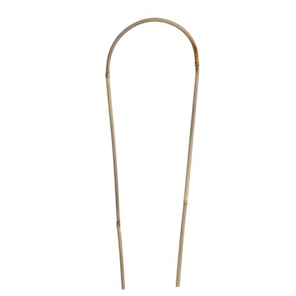 Tuteur bambou naturel arceau Nature 60 cm – 3 pcs