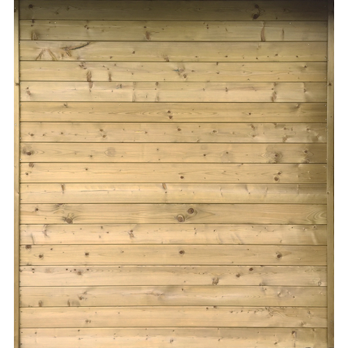 Solid voorwand 'S7734' hout 270 x 255 cm