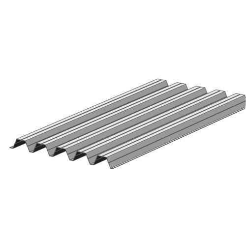 Solid carport dakbedekking S5216 metaal 260x107,4cm