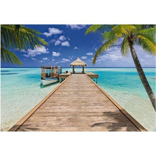 Papier peint photo 'Beach resort papier' 254 x 368 cm
