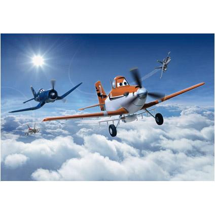 Komar sticker 'Planes above the clouds' 368 x 254 cm