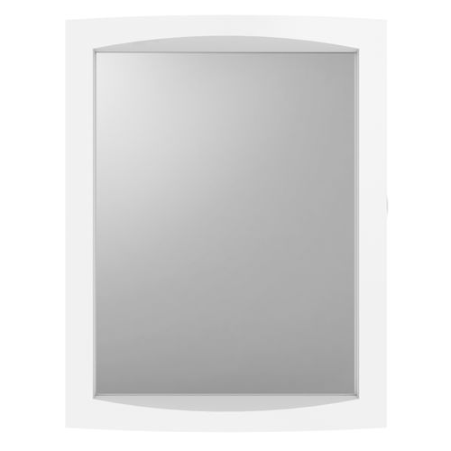 Armoire de toilette Allibert 'Aïda' blanc 37 cm