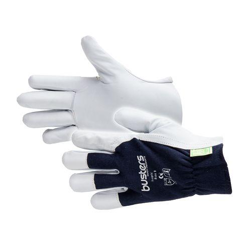 Busters handschoenen Tropic geitenleder M10
