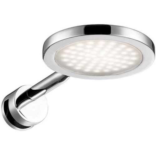 Wofi wandlamp 'Suri' chroom 6W