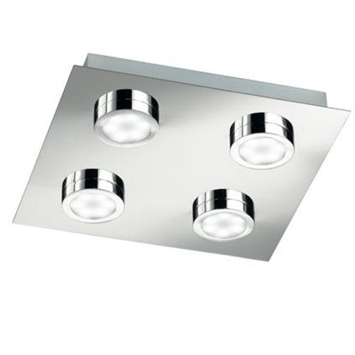 Wofi LED-plafondlamp 'Veneta' 4x3W