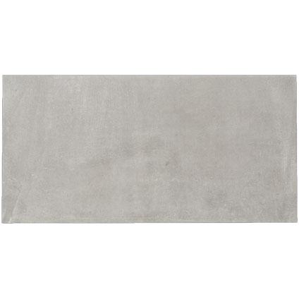 Wand- en vloertegel Downtown grijs 30x60cm
