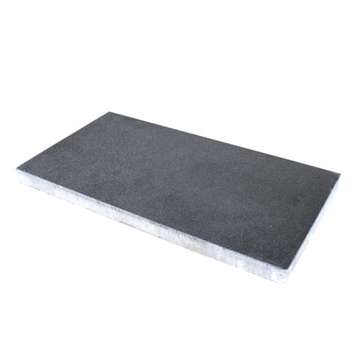 Decor terrastegel Palazzo Dark Desert beton 60x30x4cm