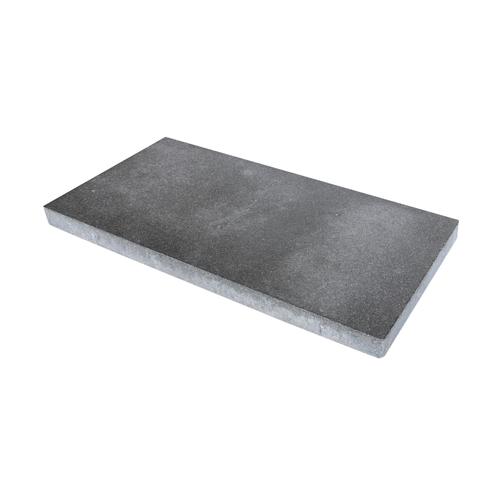 Decor terrastegel Palazzo Trendy Black beton 60x30x4cm