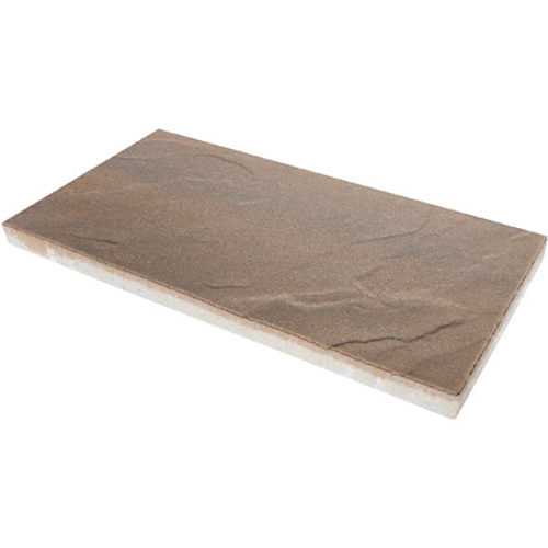 Decor tuintegel Ardechio Antra Brown 60 x 30cm 0,18m²