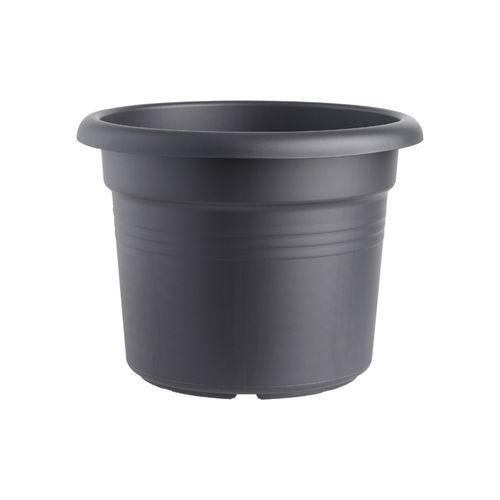 Elho green basics cilinder 40cm living black
