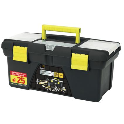 Sencys gereedschapskoffer – 170 stuks
