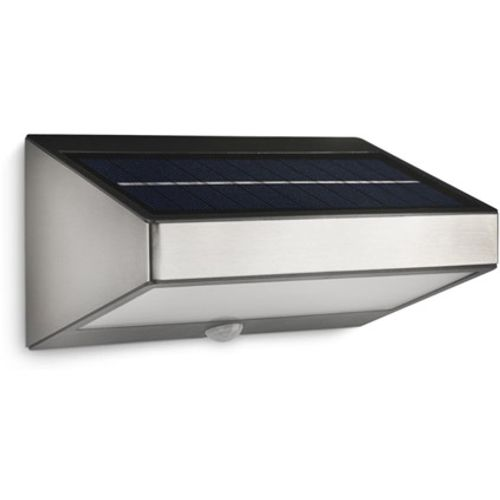 Applique extérieure Philips avec détecteur de mouvements 'Greenhouse' 1,5 W