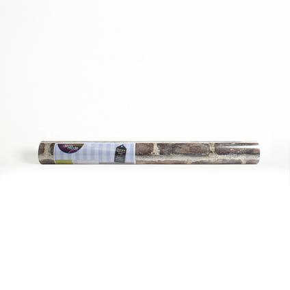 Decomode vliesbehang Steen rood bruin