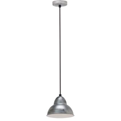 Eglo hanglamp 'Vintage' antiek zilver 1 x E27