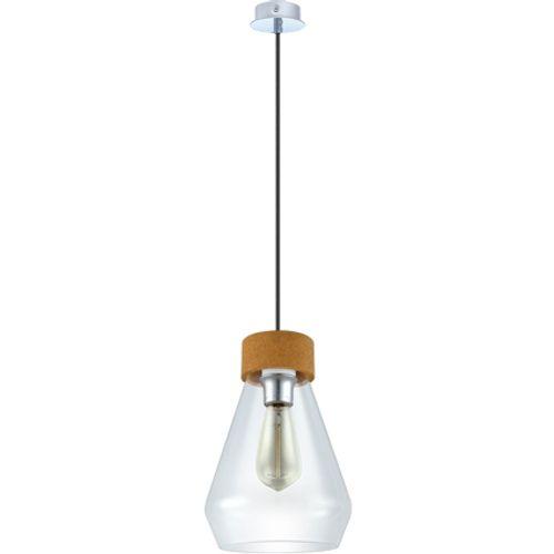 Eglo hanglamp 'Vintage' chroom