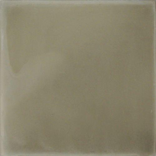 Carrelage sol carreau de ciment Kasbah uni gris 20x20cm