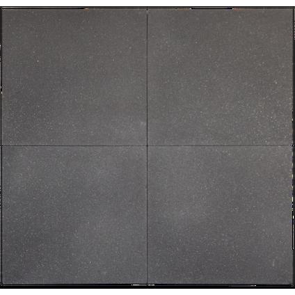 Decor terrastegel Palazzo Trendy Black beton 60x60x4cm