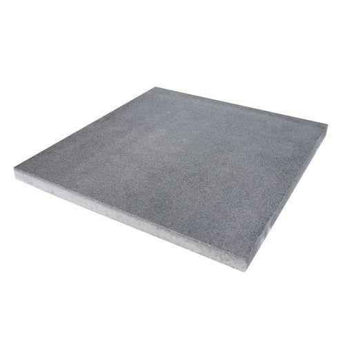 Decor terrastegel Lavarra Trendy Black beton 60x60x4 cm