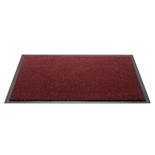 Deurmat Spectrum rood 90x150cm
