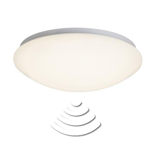 Brilliant plafondlamp Fakir sensor wit