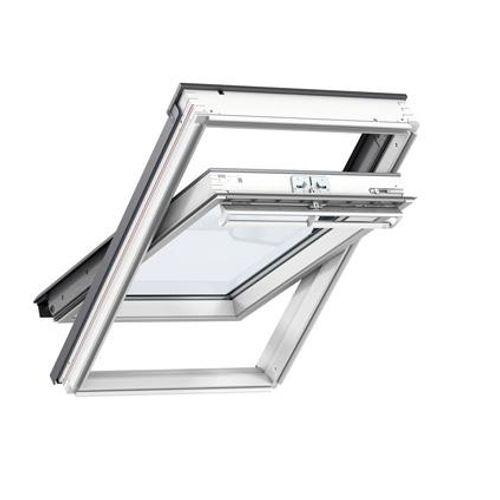 Fenêtre de toit à rotation manuelle Velux 'GGL MK04207' 77 x 98 cm