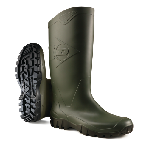 AB-Safety laarzen Dunlop Dane groen maat 43 uni