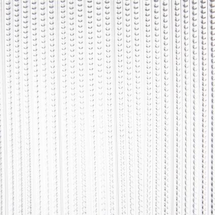 2LIF vliegengordijn Saba transparant 93x220cm
