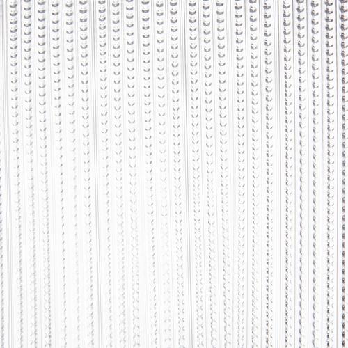 Rideau-portière 2LIF Saba 93x220cm transparent