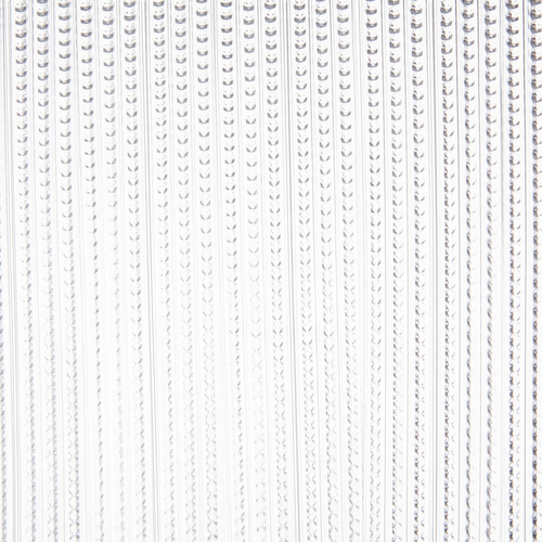 2LIF deurgordijn Saba 93x220cm transparant