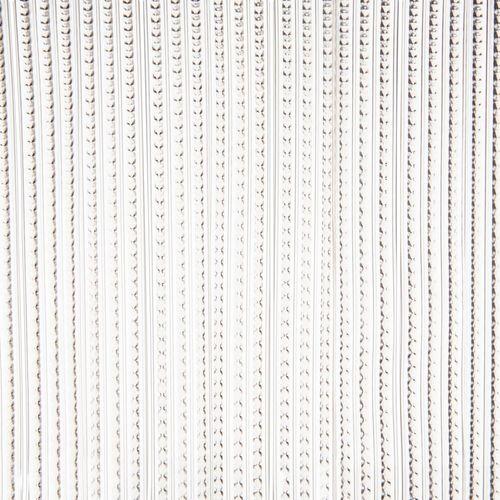 Rideau-portière 2LIF Saba 93x220cm gris