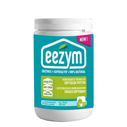 Accélérateur de biodégradation pour fosses septiques Eezym 6 mois
