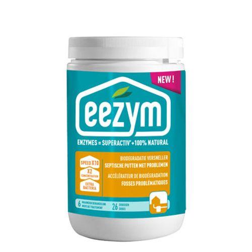 Accélérateur de biodégradation pour fosses problématiques Eezym 6 mois