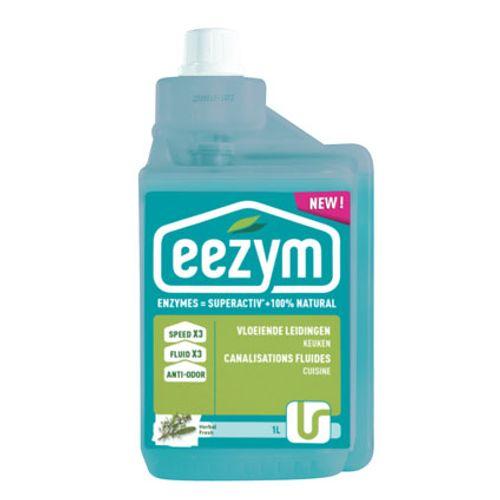 Déboucheur canalisations pour cuisine Eezym 1 L