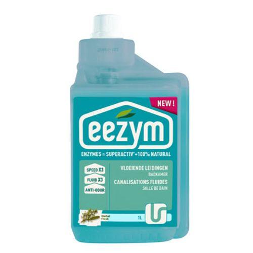 Déboucheur canalisations pour salle de bain Eezym 1 L