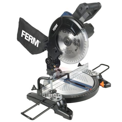 Scie à tronçonner radiale Ferm MSM1037 1300W