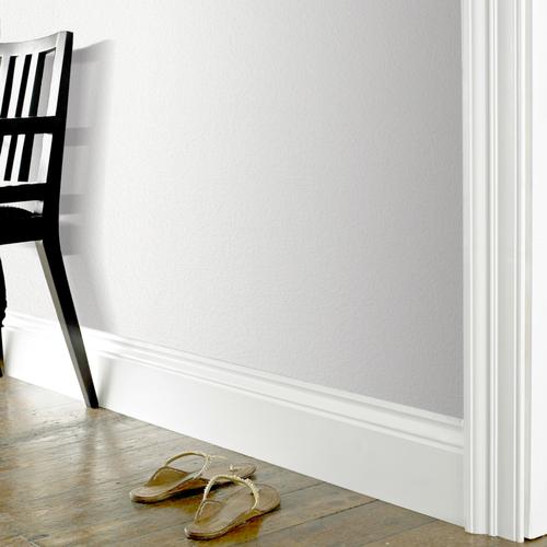 Sencys papier peint intissé à peindre 10+3 mtr gratuit blanc