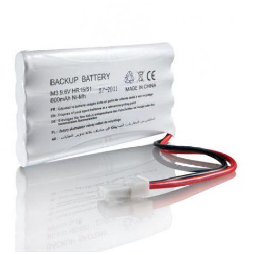 Somfy noodbatterij hekmotor 9,6V 750mAh
