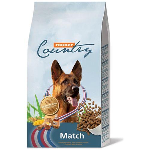 Fokker Country match hond 4 kg