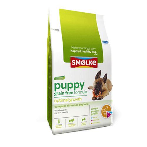 Smolke hond puppy graanvrij 3 kg