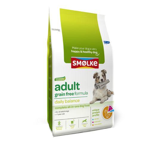 Smolke hond adult graanvrij 3 kg