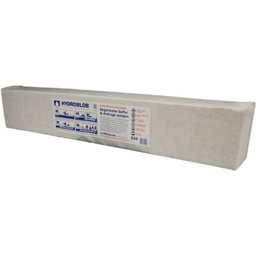 Hydroblob regenwatbuffer D34 120 x 20 x 15cm