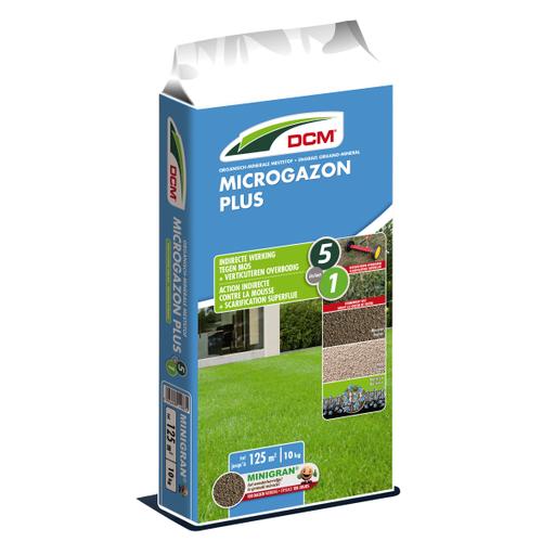 DCM meststof microgazon Plus 10kg