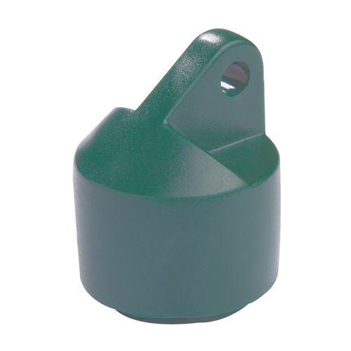 Capuchon pour poteau jambe de force Giardino vert Ø 34 mm