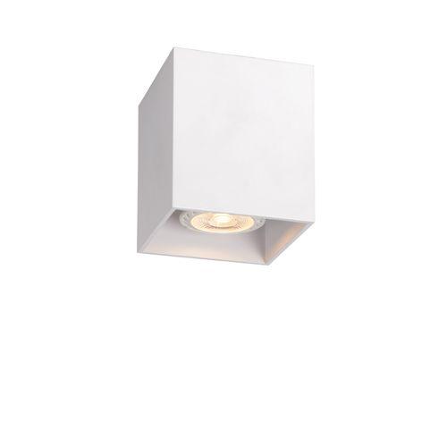 Lucide plafondlamp Bodi wit GU10
