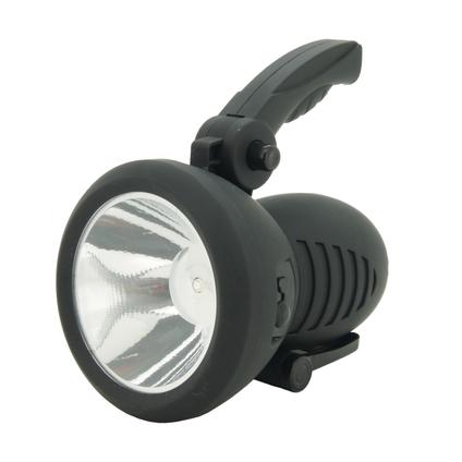 Lampe travail Eltra LED rechargeable noir 1W
